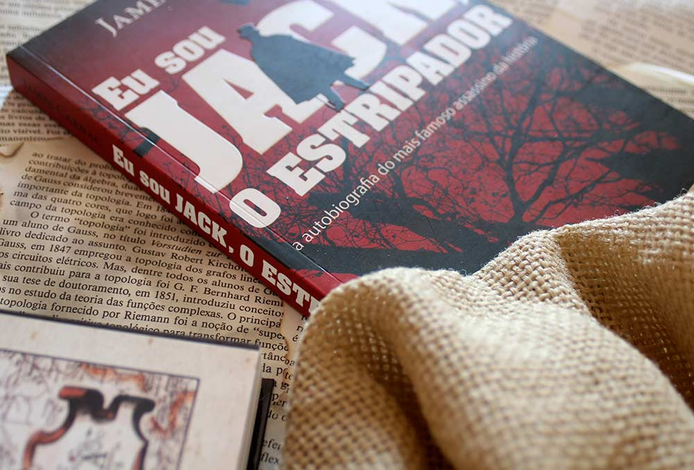 [RESENHA] Eu sou Jack, O Estripador – James Carnac