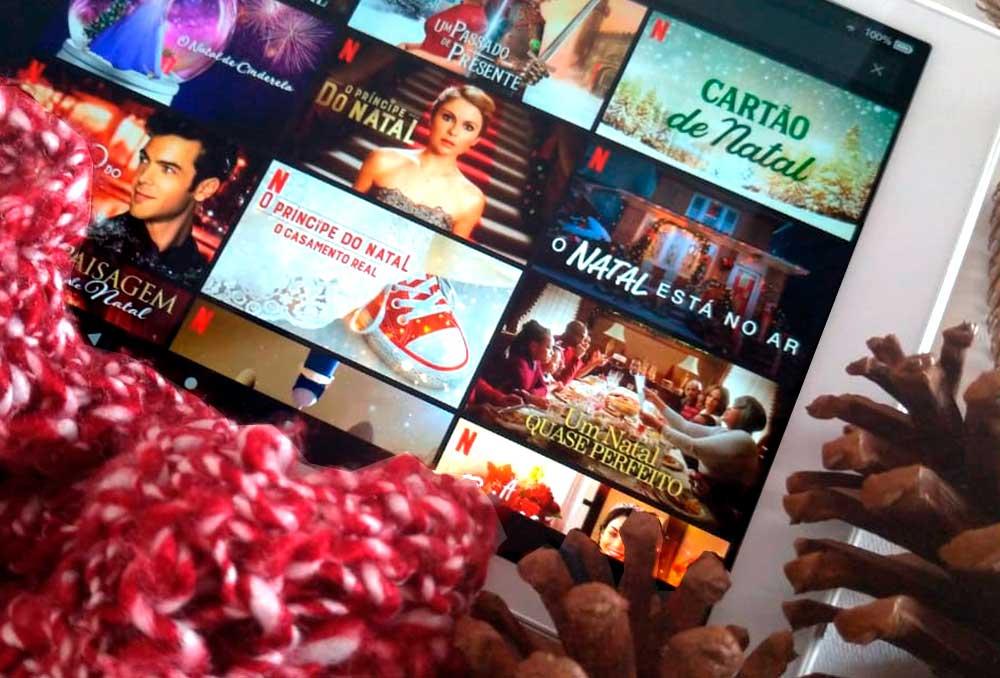 Filmes natalinos na Netflix