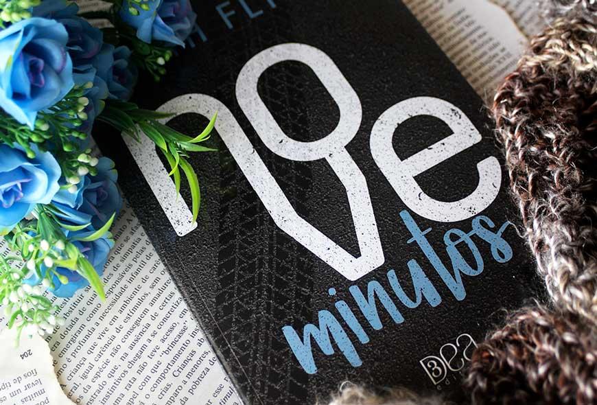 [RESENHA] Nove Minutos - Trilogia Nove Minutos #01 - Beth Flynn
