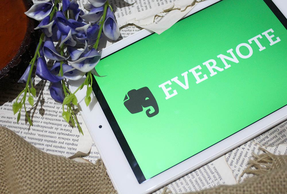 Aplicativo da Semana: Evernote