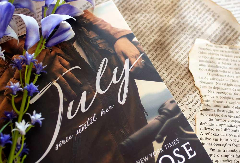 [RESENHA] July - Until Her #01 - Aurora Rose Reynolds