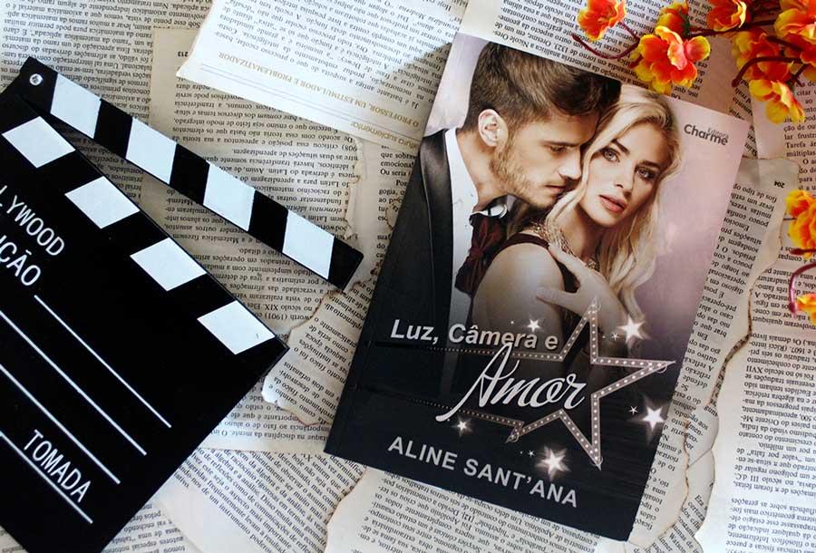 [QUOTES] Luz, Câmera e Amor - Aline Sant' Ana
