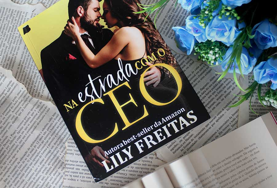 [RESENHA] Na Estrada com o CEO - Lily Freitas