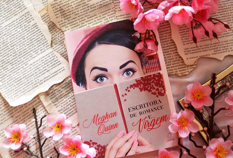 [RESENHA] Escritora de Romance e... Virgem - Meghan Quinn