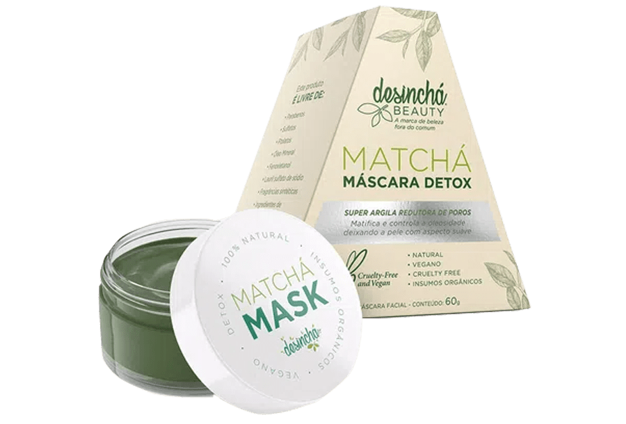 Opinião sobre Máscara Desinchá Detox