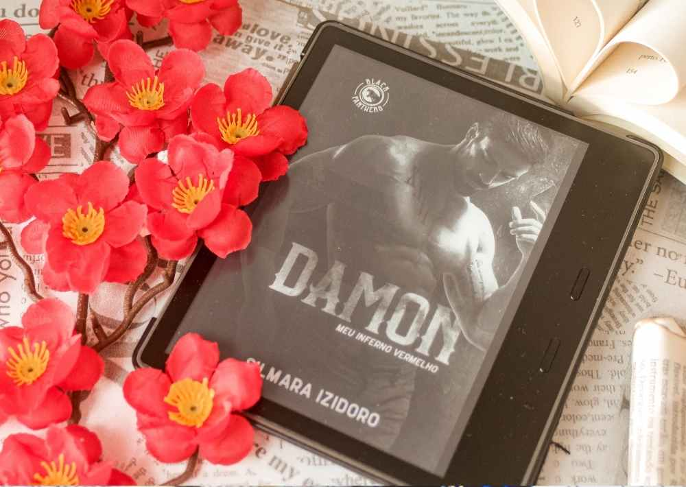 [RESENHA] DAMON: Meu Inferno Vermelho - MC Black Panthers #01 - Silmara Izidoro