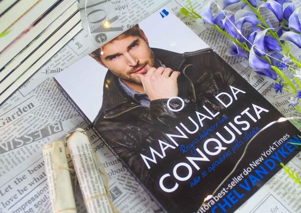 [RESENHA] O Manual da Conquista - Rachel Van Dyken