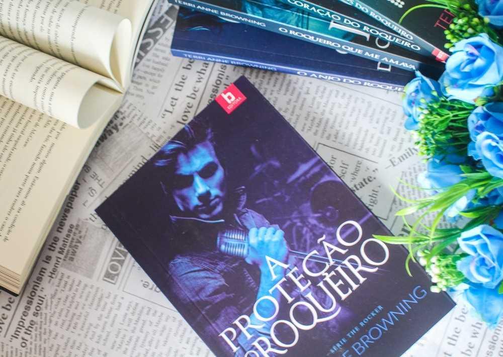 [RESENHA] A Proteção do Roqueiro - The Rocker #05 - Terri Anne Browning