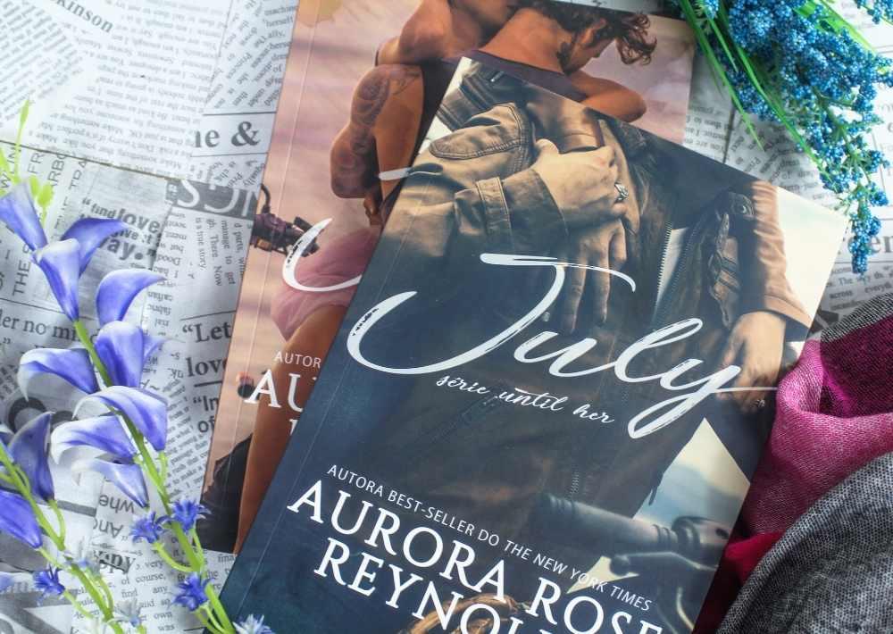 [QUOTE] July - Aurora Rose Reynolds