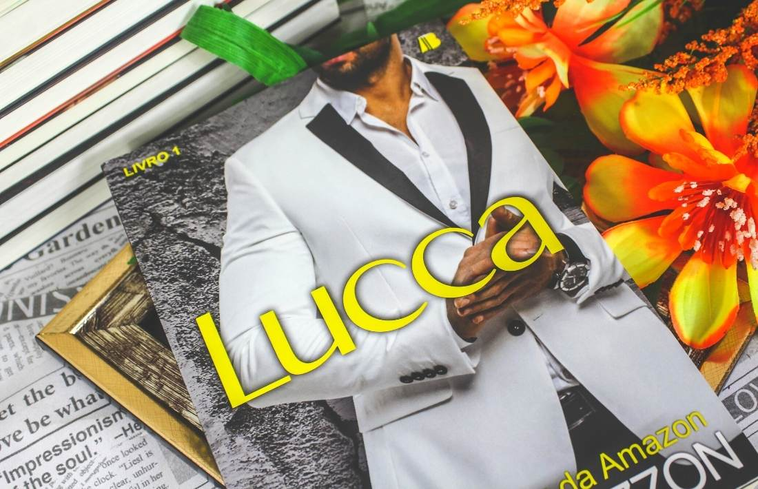 [RESENHA] Lucca - Série Irmãos Lazzari #01 - Paloma Mazzon