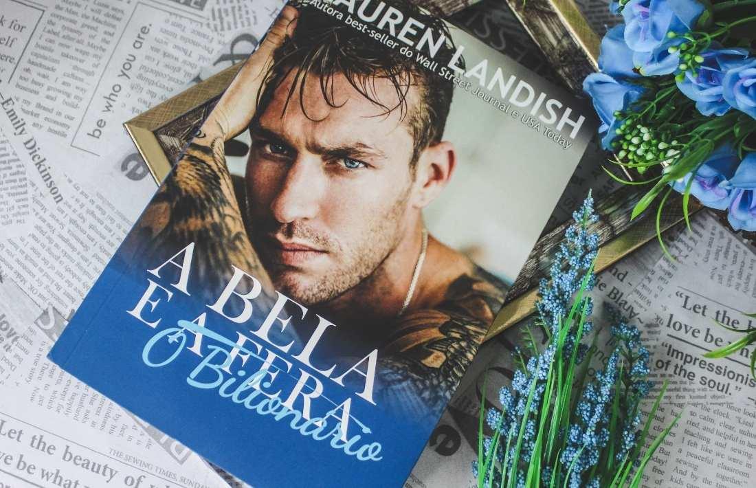 [RESENHA] A Bela e o Bilionário - Trilogia Um conto de fadas sujo #01 - Lauren Landish