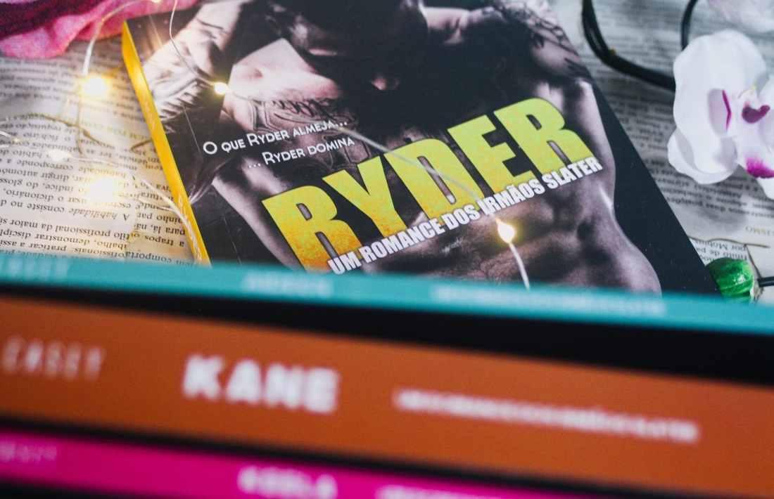 [RESENHA] Ryder: O que Ryder almeja... Ryder domina - Irmãos Slater # #04 - L.A. Casey