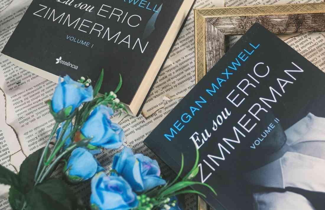 [RESENHA] Eu Sou Eric Zimmerman: Spin-off da série Peça-me O Que Quiser - Duologia Eu Sou Eric Zimmerman #02 - Megan Maxwell