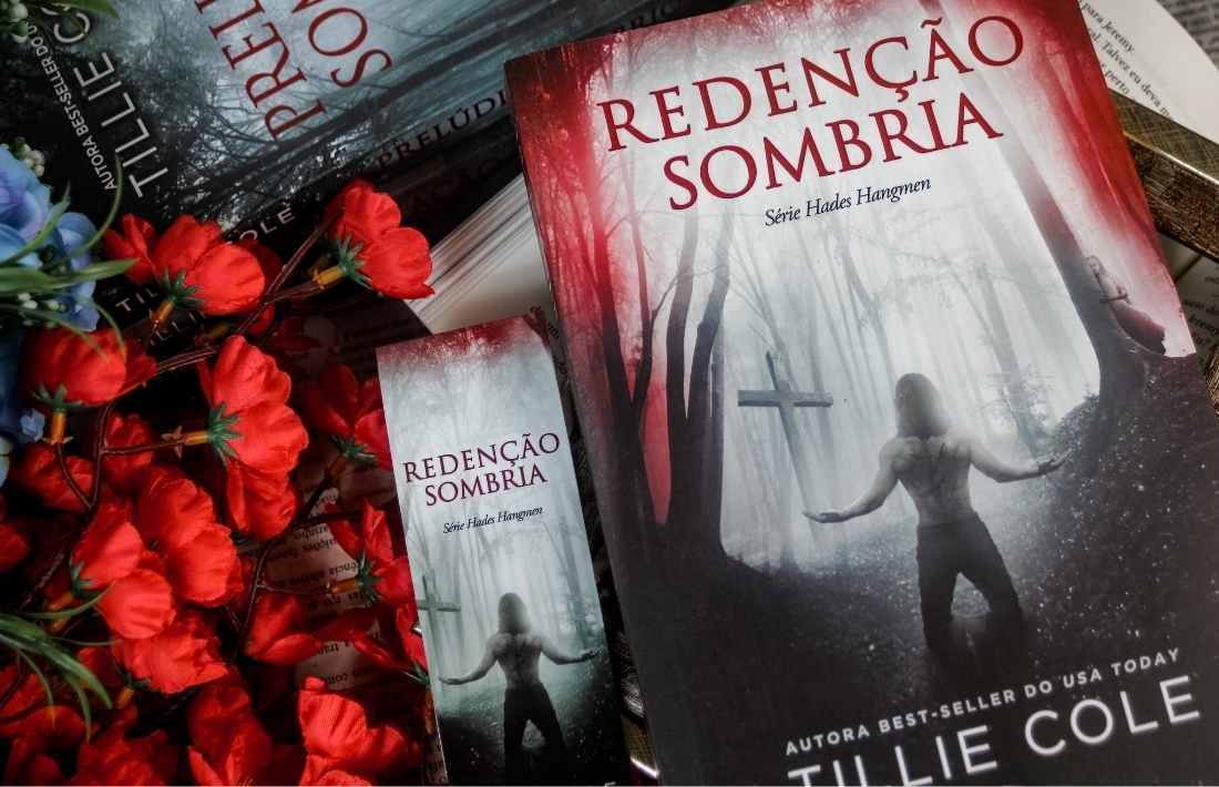 [RESENHA] Redenção Sombria - Série Hades Hangmen #04 - Tillie Cole