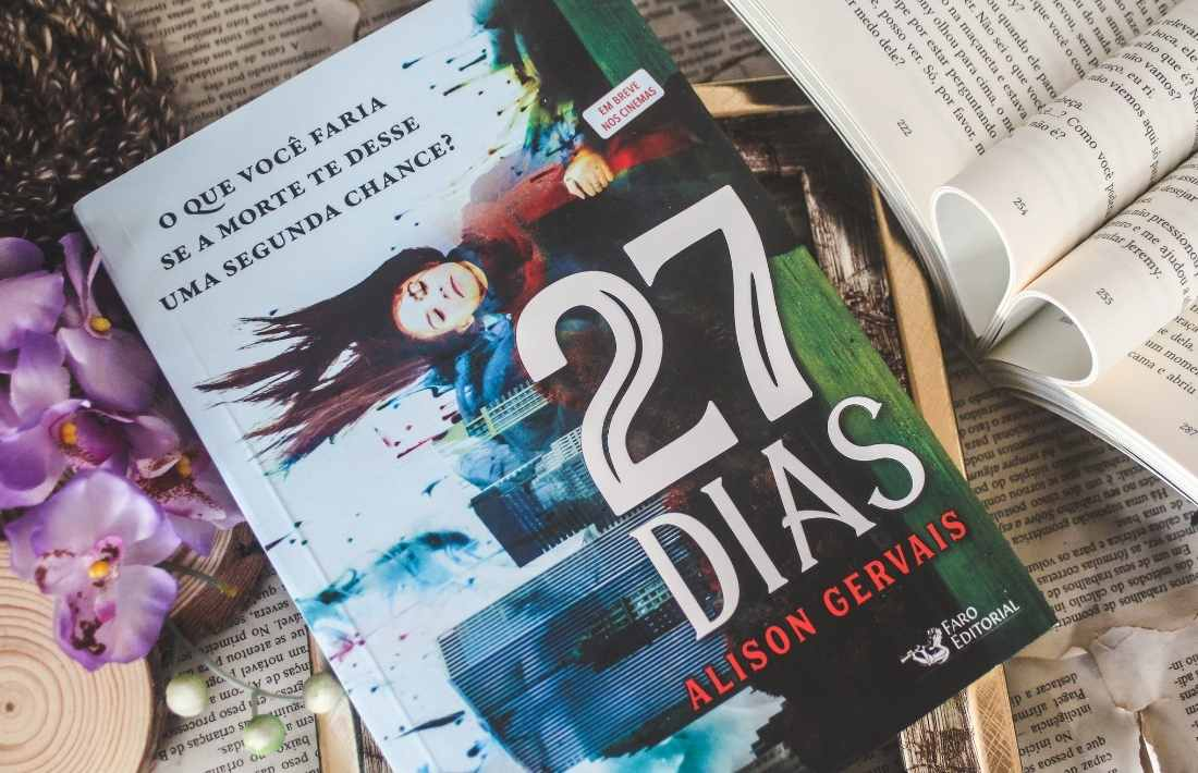 [RESENHA] 27 Dias - Alison Gervais